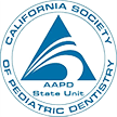 Califronia Society of Pediatric Dentistry logo