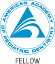 Fellow American Academy of Pediatric Dentistry logo